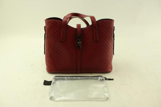 Kuermei Red Handbag