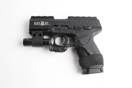 KWC Black Ops CO2 Airsoft Pistol