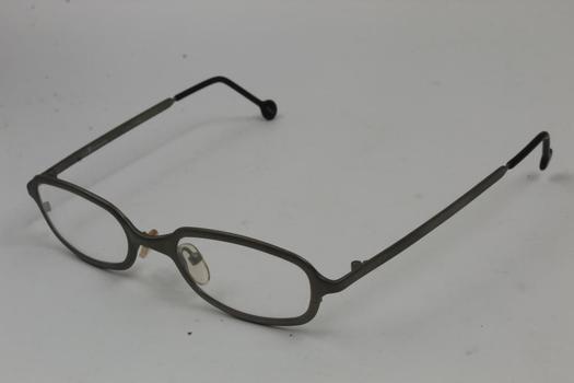 L.A. Eyewear Pure Titanium Puffer 510 Eyeglasses