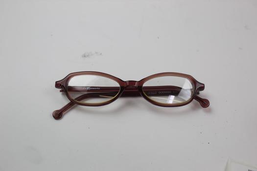 L.A. Eyeworks '99 Googoo 256 Eyeglasses