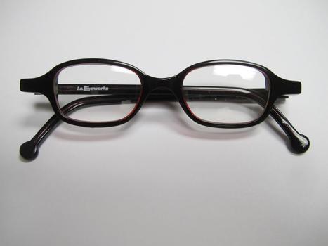 LA Eyeworks Subzero 205 Unisex Eyeglasses