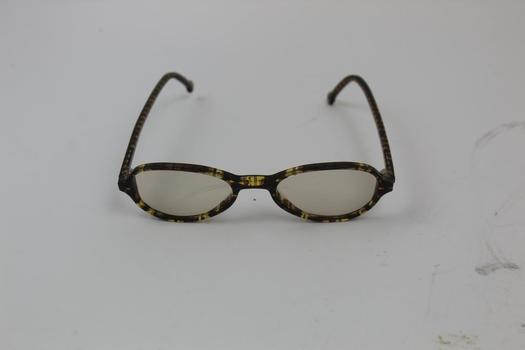 L.A. Eyeworks Worthwool 349 Eyeglasses