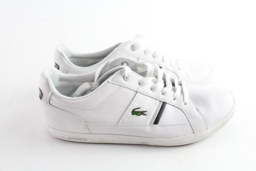 Lacoste Europa HS2 SPM LTH Mens Shoes, Size 10.5