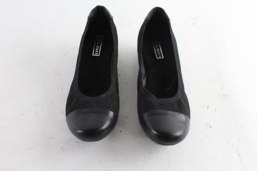 Laura Scott Caprice Womens Shoes, Size 8