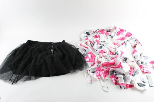 Lauren Conrad And Other Robe And Tutu, XL, 2 Pieces