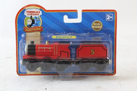 Learning Curve Thomas & Friends Wooden Railway James Engine