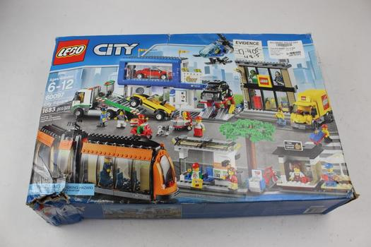 Lego 1,683-piece City Square