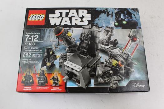 LEGO 75183 Star Wars Darth Vader Transformation