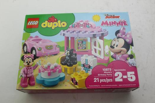 Lego Duplo Disney Junior Mini Building Toy