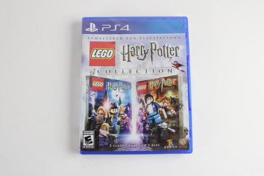 Lego Harry Potter Collection For Sony PS4