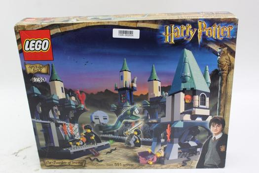 Lego Harry Potter The Chamber Of Secrets