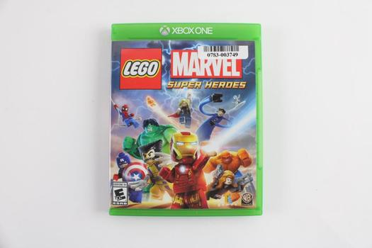 Lego Marvel Super Heroes For Microsoft Xbox One