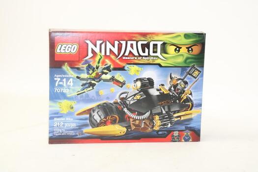Lego - Ninjago, Masters Of Spinjitzu - Blaster Bike 70733