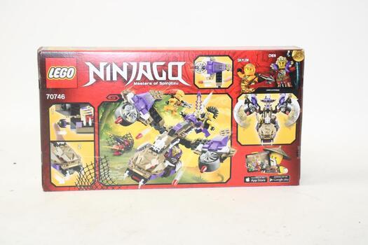 Lego - Ninjago, Masters Of Spinjitzu - Condrai Copter Attack 70746
