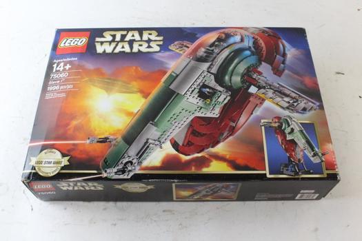 Lego Star Wars Slave 1 Set
