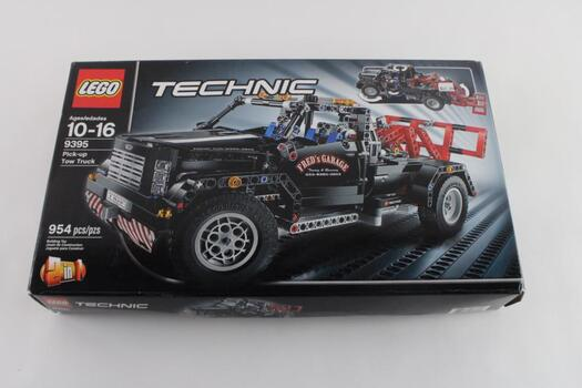 Lego Technic Pick-up Tow Truck Building Toy