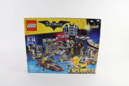 Lego The Batman Movie Batcave Break-In
