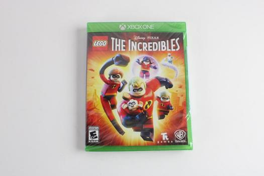 Lego The Incredibles For Microsoft Xbox One