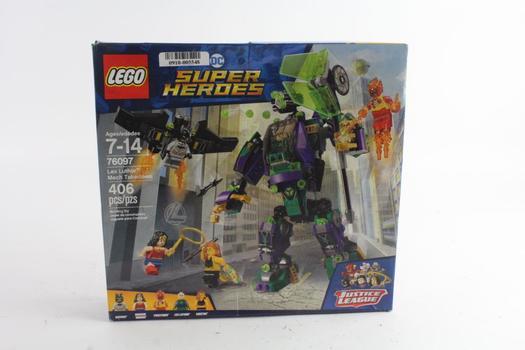 LEGOs DC Super Heroes Justice League Playset