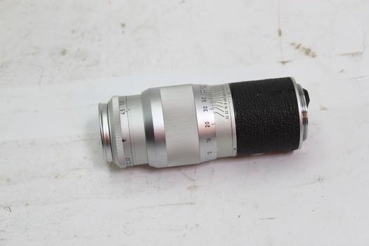 Leica Telephoto Lens