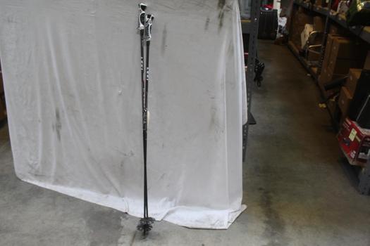 Leki Carbon Ski Poles 2 Pieces