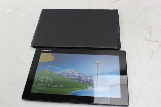 Lenovo IdeaTab Lynx Windows Tablet, 64GB, Wi-Fi Only