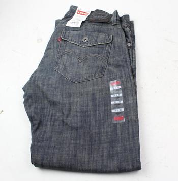 Levi Mens 514 Slim Straight Pant; Size 36x30