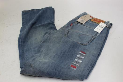 Levi Strauss 559 Relaxed Straight Fit Jeans