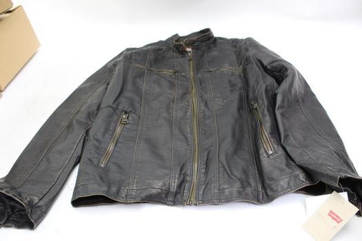 Levi Strauss Fashion Jacket Size Medium