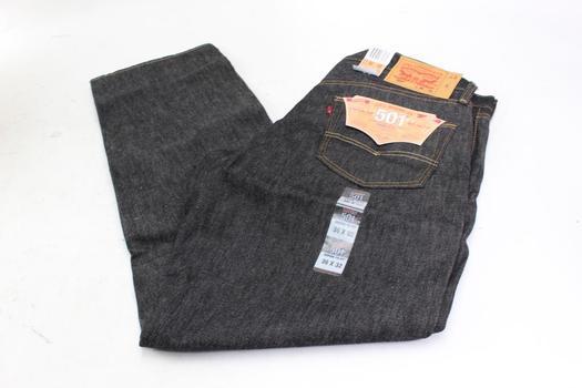 Levis 501 Pants, Size 36x32