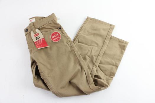 Levi's Boys Jeans, Size 8