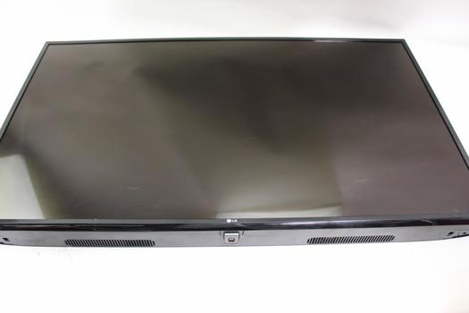"""LG 49"""" Smart LED HDTV"""
