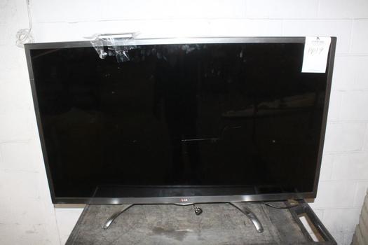 """LG 55"""" 3D TV"""