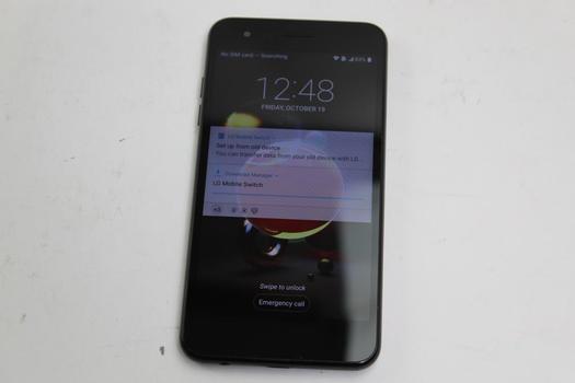 LG Aristo, 16GB, MetroPCS