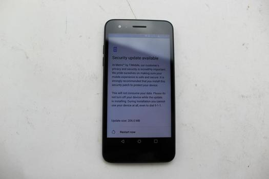 LG Aristo 2, 16GB, MetroPCS