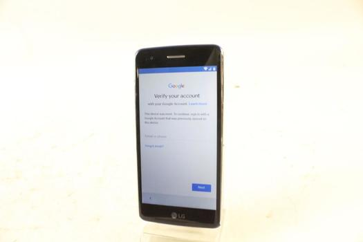 LG Aristo, Google Account Locked, Sold For Parts