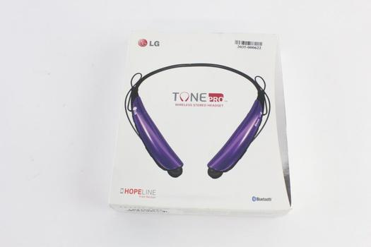 LG Bluetooth Wireless Stereo Headset