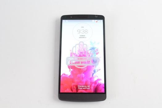 LG G3, 32 GB, AT&T