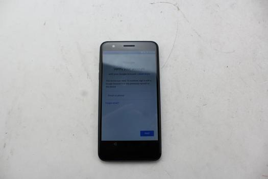 LG K30, 32GB, MetroPCS, Google Account Locked, Sold For Parts