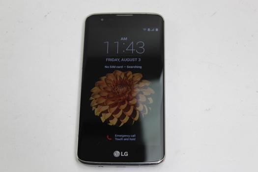 LG K7, 8GB, MetroPCS