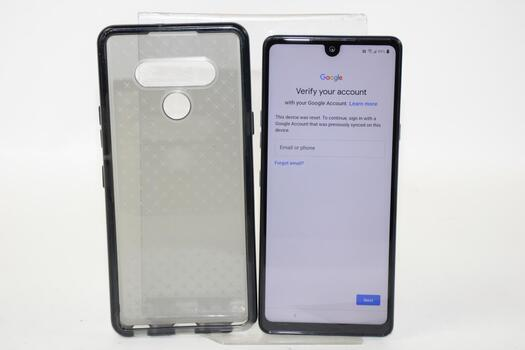 LG Stylo 6, 64GB, Boost Mobile, Google Account Locked, Sold For Parts