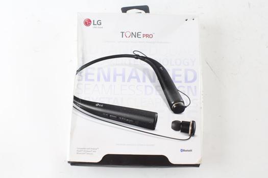 LG Tone Pro Wireless Headphones