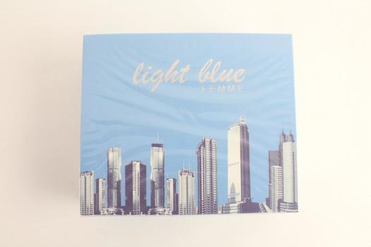 Light Blue Femme, Womens Fragrance Spray, 3.3 FL Oz., 12 Pieces
