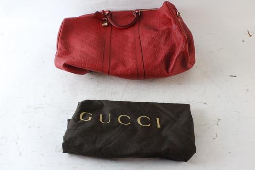Limited Edition Gucci Handbag