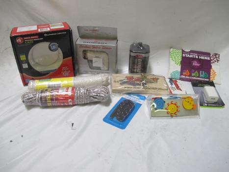 Lithonia Lighting LED Downlight, Lint Eater Fabric Shaver And More, 10+ Pieces