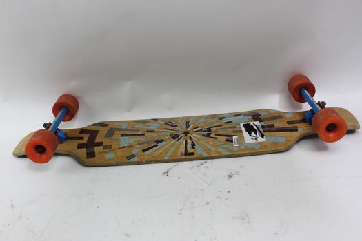 Loaded Skateboard
