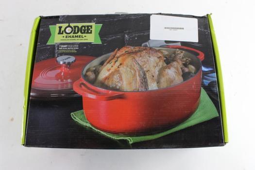 Lodge Enamel Dutch Oven