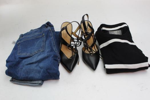 Logg, Beyond Envy, Ann Michelle Clothing Lot, 3 Pieces