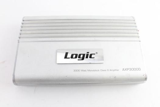 Logic Amplifier