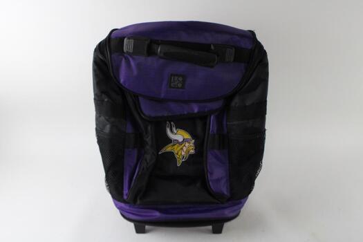 Logo Rolling Cooler Bag
